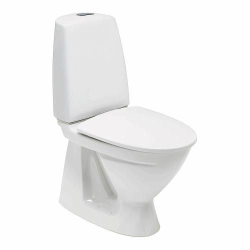 IFÖ SIGN WC-STOL 6860, med mjukstängande lock.