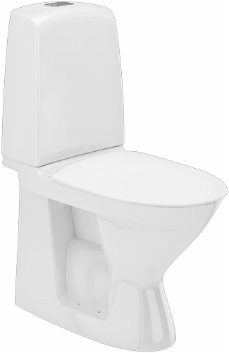 IFÖ SPIRA WC-STOL 6260, RIMFREE®